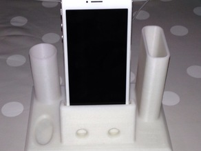 Iphone 5 Dock Charger Desk Tidy