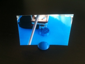 Simple Picture Stand