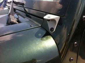 2011 Jeep JK Windshield Light Bracket