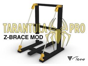 Universal V-slot frame Z-brace mod - Tevo Tarantula Pro