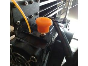 ANET-A8 Extruder button - Cap