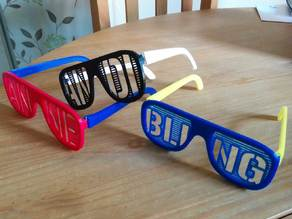 Customizable Shutter Shades