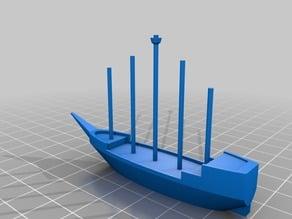 5 mast Ship