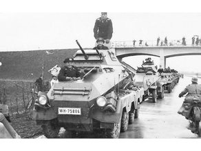 German Armored Car Pack