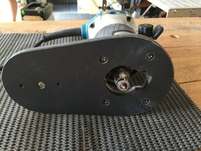 Baseplate for Makita RT0700 Router