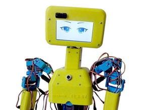 ASPIR robot 3d printable version 1