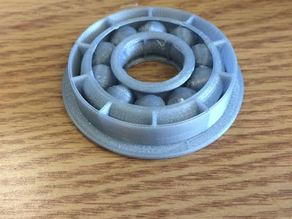 Print in place Ball Bearing