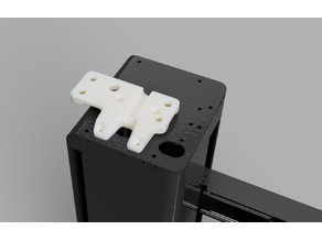 Mobius 2 extruder mount for MPSM