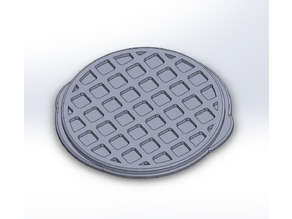 The Waffle Stomp Pad