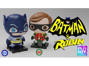 Classic Batman & Robin (60s TV Version)