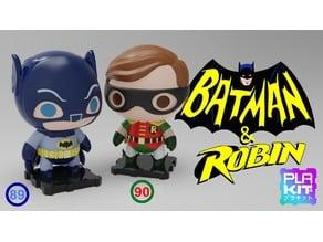 Classic Batman & Robin (60s TV Version)