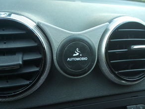 Audi Universal magnetic Phone Holder - fits between round ventilation i.e.A3 P8