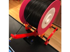 The Ultimate Spool Holder / Mount for Raise3D [Any model]