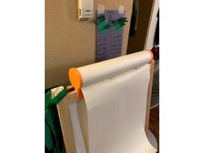 IKEA MALA top paper holder