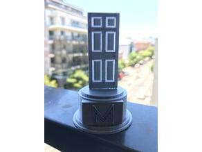 Door Prize Trophy