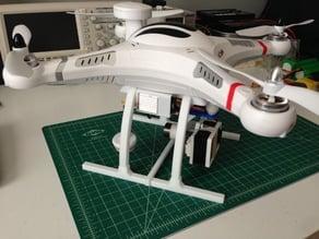 Cheerson CX-20/Quanum Nova Quadcopter landing gear/skids for Gimbal
