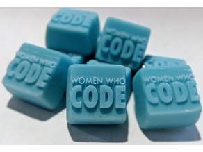 Women Who Code keycap