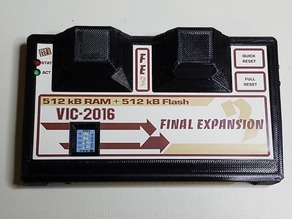 Final Expansion 3 Rev 11 Case for Commodore VIC-20
