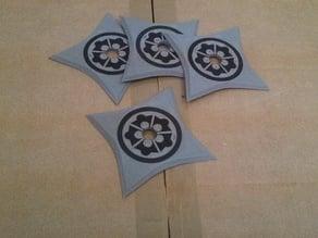 TMNT 2012 Throwing Star