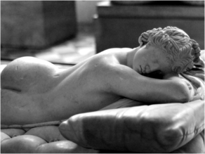 Scan Request: The Borghese Hermaphroditus