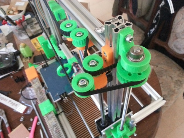 K8200 / 3Drag dual Z-Axis by turbotommi