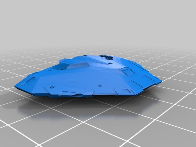 Cobra Mk Iii >> Cobra Mk Iii By Propellant Thingiverse