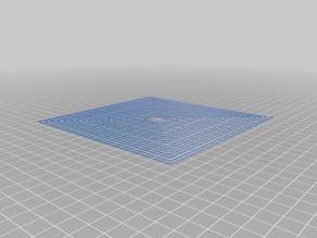 Frankendoodle Spiral Bed Level Test (150x150)