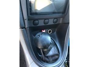 Mustang gt shifter knob (M12 X 1.75)