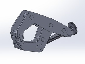 Kant twist clamp