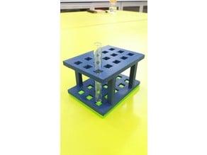 support for test tube/ suporte para tubo de ensaio (Quimica)