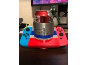 Nintendo Joycon Drink Holder (More Comfortable Angle)
