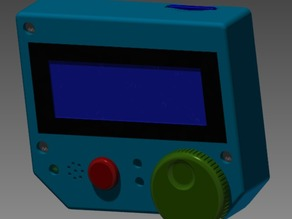 Panelolu mod with PCB by Pietruchass