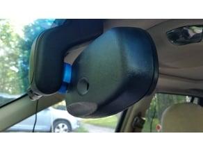 Rear view mirror anti-vibration cushion