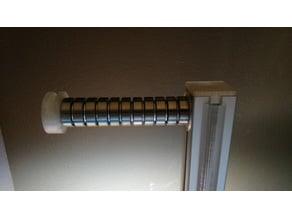 Prusa MK2 Haribo (3030 frame upgrade) spool holder