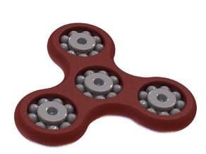Fully 3D printed Fidget Spinner tool