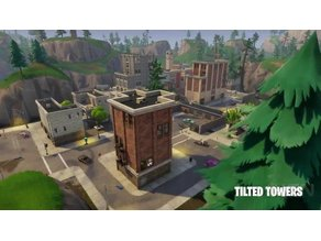 Tilted Towers V1 (Fortnite)