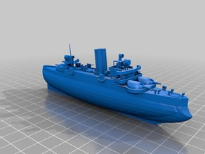 SMS Beowulf (WIP)