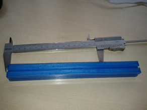 MBeam - 215mm Beam - Horizontal Print w/o support