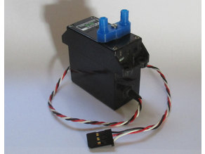 Lego Robbe Servo Adapter