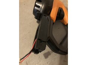 Worx 20v battery adapter
