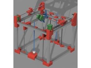 Cake CoreXY 3D Printer