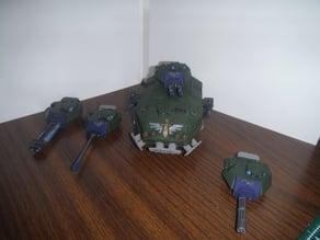 Landshark Grav Tank