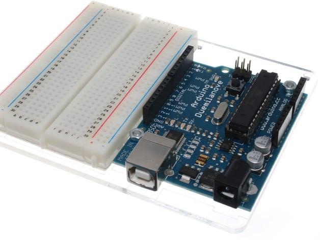 ARDP-01 (Arduino Holder)