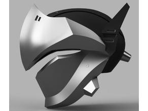 Genji Helmet (Overwatch)