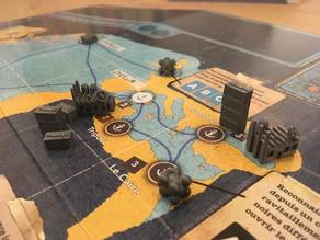 Pandemic Legacy Season 2 : January