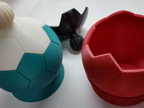 Soccer Ball Container