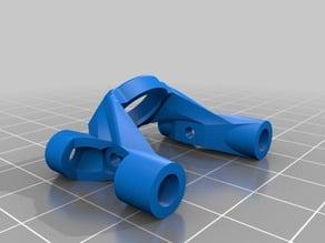 50 degree Floss v3 micro cam mount