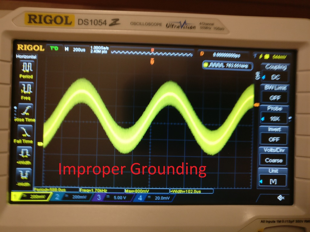 Graphical Waveform / Signal Generator Case w/ Arduino Pro
