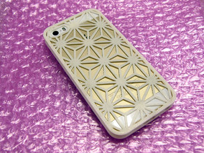 iPhone 5s Case with Japanese Traditional Pattern