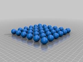Clip-On Spoke Bead